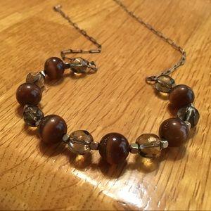 Jewelry - Tigers eye necklace